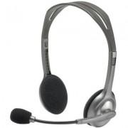 Logitech Słuchawki H110 Stereo Headset