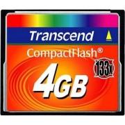 Transcend Karta CF 4GB 133x