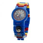 LEGO DC Super Heroes, Ceas cu minifigurina Superman