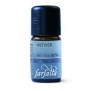 Farfalla - Bio Vetiver fű 80%, (20% Alk.) illóolaj 5 ml