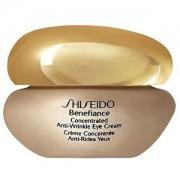 Shiseido Cremă anti-rid pentru zona sensibilă a ochilor Benefiance (Concentrated Anti-Wrinkle Eye Cream) 15 ml