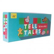 CLEVER CUBES - ~STORY TELLING & SEQUENCING~ EDUCATIONAL GAMES~ CREATIVE BOARD GAMES ~EDUCATIONAL TOYS    Tell Tales   
