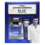 Antonio Banderas Blue Seduction EDT 100 ml + ASB 75 ml