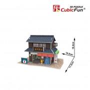 PUZZLE 3D - MAGAZIN JAPONEZ DE CONFECTII