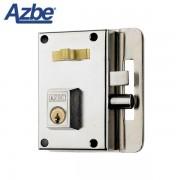 Cerradura de sobreponer antipalanca AZBE 10 Derecha