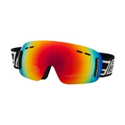 Frameless Dirty Dog 'DRIFT' Ski/Snowboard Goggles - Vented Red Fusion Lens (UNISEX)