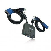 Edimax EK-UA2C 2 Ports USB KVM Switch