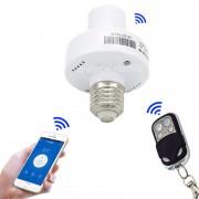 Sonoff Slampher - dulie E27 inteligenta cu control Wi-Fi si RF
