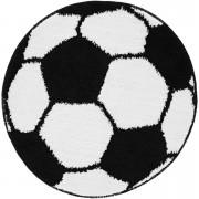 Catherine Lansfield It's a Goal Rug - Multi - 66 x 66cm