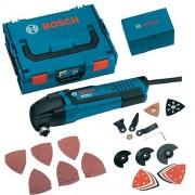 Инструмент осцилиращ Multi-Cutter GOP 250 CE, 250 W, 8.000-20.000 min-1, 1,3 kg, 0601230001, BOSCH