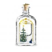 Holmegaard - Weihnachtsflasche 2020, 73 cl, klar