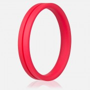 Screaming O RingO Pro Silicone Cock Ring Red RP1-R-101
