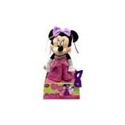 Pelúcia Com Mecanismo Minnie Bailarina Disney - Multikids
