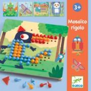Mosaic rigolo Djeco - Djeco