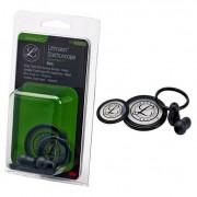 3M Littmann Stethoscope Spare Parts Kit, Cardiology III, Black Part No. 40003 Qty 1