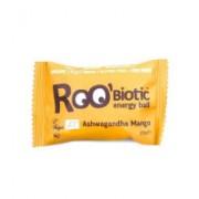 Roobiotic energy ball cu ashwaganda si mango fara gluten 22gr ROOBAR