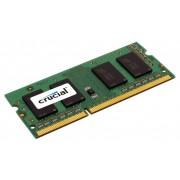 Модуль памяти Crucial DDR3L SO-DIMM 1600MHz PC3-12800 CL11 - 2Gb CT25664BF160B