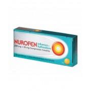 Reckitt Benckiser H.(It.) Spa Nurofen 200mg + 30mg Influenza E Raffreddore 12 Compresse