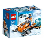 Lego City 60032 - Arctic Snowmobile