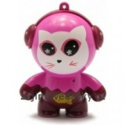 Reproduktory k mp3 - Pink Cat