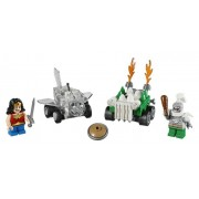 LEGO Super Heroes 76070 Mighty Micros: Wonder Woman contra Doomsday