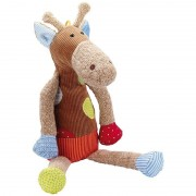 Sigikid® Peluche Doudou Girafe Sweety 43 cm - Peluches écologiques
