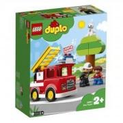 Конструктор Лего Дупло - Пожарникарски камион, LEGO DUPLO, 10901