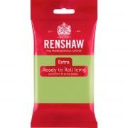 Renshaw Rolfondant Extra 250g -Pastel Green-