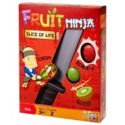 Mattel Fruit Ninja Slice Of Life Game