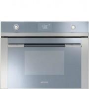 Smeg SF4120MC 60cm Linea Microwave Oven