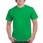 Gildan Voordelig fel groen T-shirt voor volwassenen