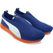 Puma FTR TF-Racer Slip-on Sneakers For Men(Blue)