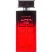 Elizabeth Arden Always Red Eau de Toilette para mulheres 50 ml