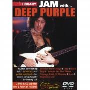 Roadrock International Lick Library: Jam With Deep Purple DVD, CD