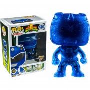 Funko Pop Blue Ranger Teleporting Morphing Sticker Power Rangers