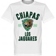 Chiapas Estabished T-Shirt - Wit - XXL