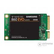 Samsung 860 EVO SSD mSATA 250GB (MZ-M6E250BW)