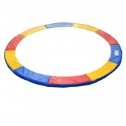 HOMCOM 12ft Trampoline Safety Pad-Multicolour