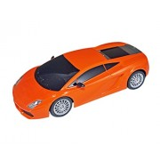 Babysid Collections Remote Control Car for Boys Racing Car Toys for Kids Gifting Lamborghini Orange 1:20 SCALE Medium Size