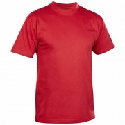 Blaklader 3300103056004 X L playera tamaño 4 X L en rojo