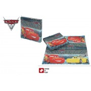 Colorbaby Pack 20 tovaglioli Disney Cars