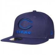 New Era 59Fifty Pop Bears Cap Baseballcap Basecap Fitted NFL-Cap Flat Brim Chicago