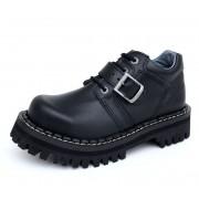 KMM cipő 4-dírky - Black Monster 1P - 030