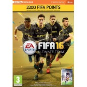 FIFA 16 2200 Ultimate Team Points PC CD Key