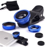 Mobile clip Lens Smart phones compatiable Lens||3 in 1 Lens|| Fish Eye Lens|| Macro Lens|| Wide Angle Lens Mobile Lens||Universal Mobile Lens ||Telescope Lens||Zoom Lens