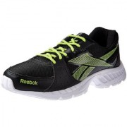 Reebok Men's TOP SPEED Black Running Shoes
