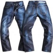 Rokker Motorradjeans, Motorradhose Rokker Revolution Men Motorradjeans blau 33/34 blau