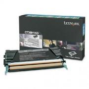 Lexmark Original Toner-Kit schwarz return program C736H1KG