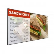 Philips Signage Solutions Display P-Line 55bdl5057p/00 8712581742270 55bdl5057p/00 10_y261174