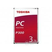 "TOSHIBA P300 3,5"" 3TB SATA3 7200rpm 64MB HDWD130UZSVA"